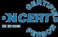 Logo DIN ISO 22222
